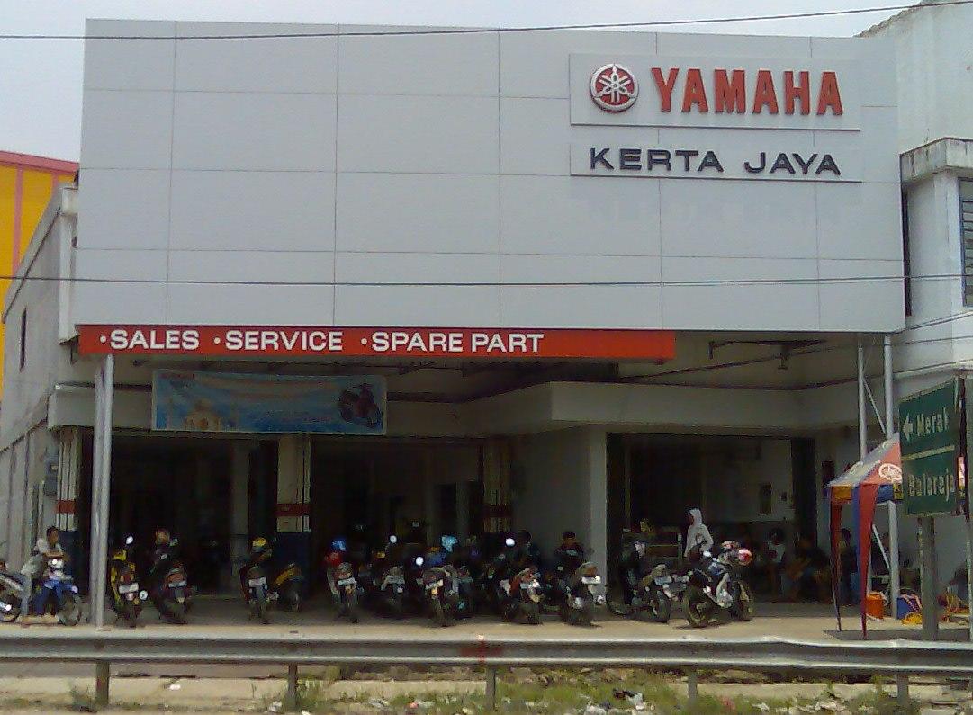 Yamaha kerta jaya dealer resmi yamaha yamaha kerta jaya for Nh yamaha dealers