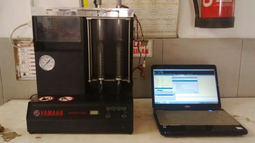 Injector Cleaner & Diagnostic Tools
