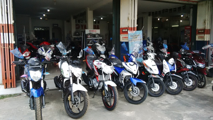 Display Yamaha Line Up