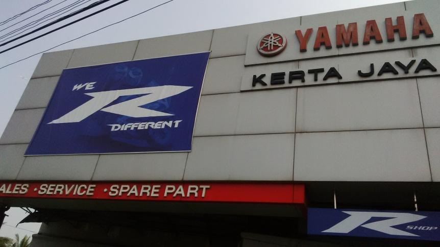 Yamaha R Shop