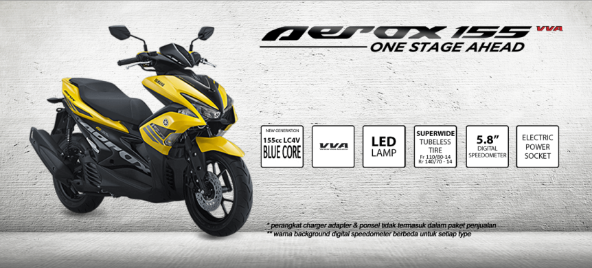 aerox-155-std-features